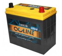 Аккумулятор Alphaline 55 Ач 232x129x225