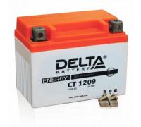 Мото аккумулятор Delta 9 Ач 150x86x108