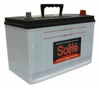 Автомобильный аккумулятор  Solite 110 Ач 324x173x231