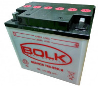 Мото аккумулятор Bolk 25 Ач 184x124x175