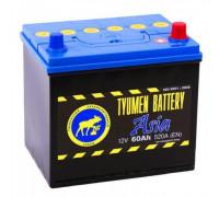 Автомобильный аккумулятор  Тюмень 60 Ач 232x173x225