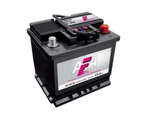 Автомобильный аккумулятор  Afa 52 Ач