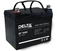 Аккумулятор Delta DT 1233 (12 вольт 33 а.ч)