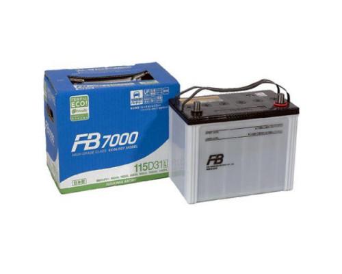 Автомобильный аккумулятор  Fb 90 Ач