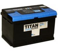 Автомобильный аккумулятор  Titan 74 Ач 278x175x175