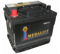 Автомобильный аккумулятор  Medalist 55 Ач 242x175x190