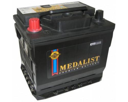 Автомобильный аккумулятор  Medalist 55 Ач