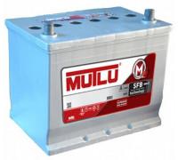 Автомобильный аккумулятор  Mutlu 80 Ач 261x175x225