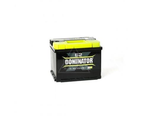 Автомобильный аккумулятор  Dominator 62 Ач