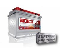 Автомобильный аккумулятор  Mutlu 72 Ач 278x175x175