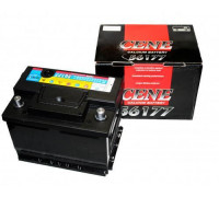 Автомобильный аккумулятор  Cene 61 Ач 242x175x175