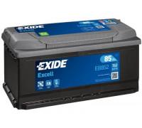 Автомобильный аккумулятор  Exide 85 Ач 315x175x175