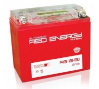 Мото аккумулятор Red Energy 12 Ач 151x71x130