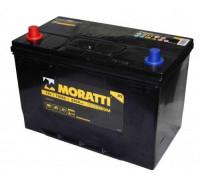 Автомобильный аккумулятор  Moratti 100 Ач 306x173x225