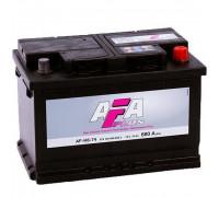 Автомобильный аккумулятор  Afa 75 Ач 278x175x190