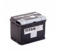 Автомобильный аккумулятор  Titan 55 Ач 242x175x190