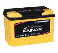 Автомобильный аккумулятор  Kainar 77 Ач 278x175x190
