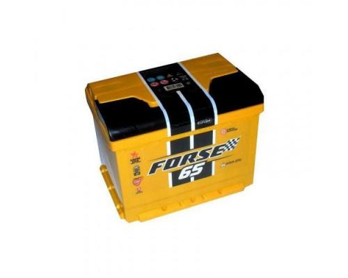 Автомобильный аккумулятор  Forse 65 Ач