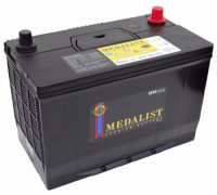 Автомобильный аккумулятор  Medalist 100 Ач 306x173x225