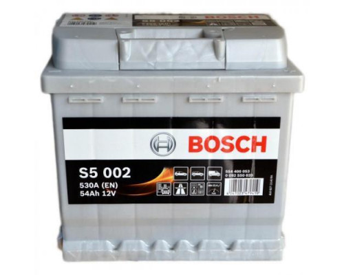 Автомобильный аккумулятор  Bosch 54 Ач