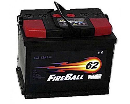 Автомобильный аккумулятор  Fire Ball 62 Ач