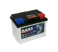 Автомобильный аккумулятор  Bars 60 Ач 242x175x190