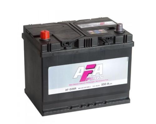 Автомобильный аккумулятор  Afa 68 Ач