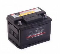 Автомобильный аккумулятор  Delkor 61 Ач 174x242x174