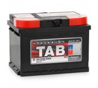 Автомобильный аккумулятор  Tab 62 Ач 242x175x175