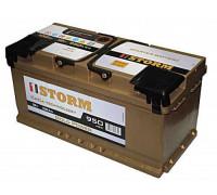 Автомобильный аккумулятор  Storm 100 Ач 353x175x175