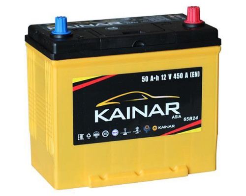 Автомобильный аккумулятор  Kainar 50 Ач