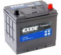 Автомобильный аккумулятор  Exide 65 Ач 230x170x225