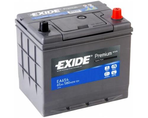 Автомобильный аккумулятор  Exide 65 Ач