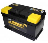 Автомобильный аккумулятор  Moratti 85 Ач 315x175x175
