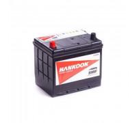 Автомобильный аккумулятор  Hankook 65 Ач 230x173x225