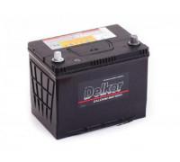 Автомобильный аккумулятор  Delkor 80 Ач 260x173x225