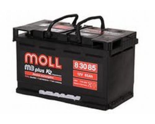 Автомобильный аккумулятор  Moll 85 Ач
