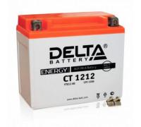 Мото аккумулятор Delta 12 Ач 150x86x131