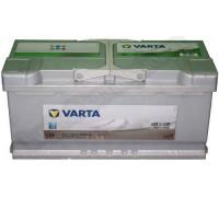 Автомобильный аккумулятор  Varta 110 Ач 393x175x190