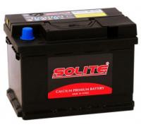 Автомобильный аккумулятор  Solite 60 Ач 242x175x175