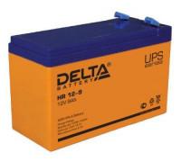 Аккумулятор Delta HR 12-9 (12 вольт 9 а.ч)