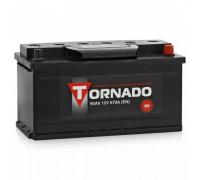 Автомобильный аккумулятор  Tornado 90 Ач 353x175x190