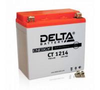 Мото аккумулятор Delta 14 Ач 151x88x147