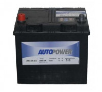 Автомобильный аккумулятор  Autopower 60 Ач 232x173x225