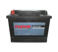 Автомобильный аккумулятор  Tudor 60 Ач 242x175x190