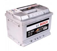 Автомобильный аккумулятор  Bosch 61 Ач 242x175x175