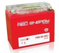 Мото аккумулятор Red Energy 20 Ач 204x91x159