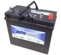 Автомобильный аккумулятор  Autopower 45 Ач 238x129x227