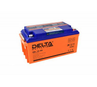 Аккумулятор Delta GEL 12-65 (12 В 65 А.ч)