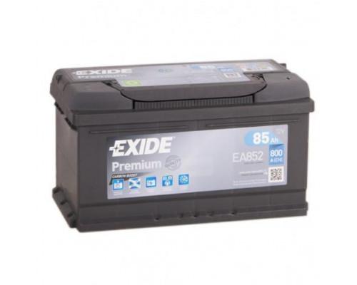 Автомобильный аккумулятор  Exide 85 Ач